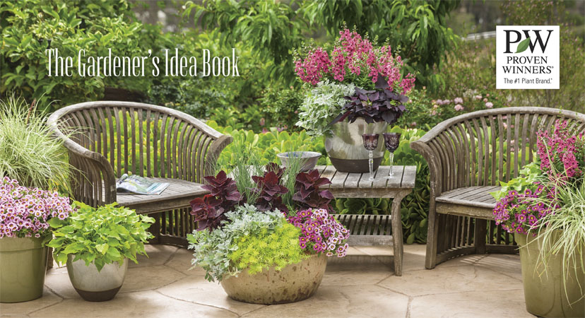 2017 gardeners idea book - Garden Ideas 2017